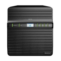 Synology DS416J 4BAY 16TB WD RED