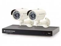 Conceptronic 8-Channel IP Surveillance Kit