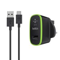 BELKIN USB-C-KABE BLACK