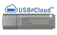 Kingston 32GB USB 3.0 DT LOCKER+ G3