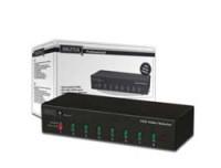 Digitus VGA Selector 250MHz, 8-Port