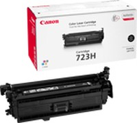 Canon TONER CARTRIDGE 723H BLACK