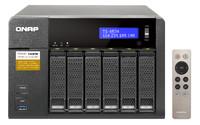 QNAP TS-653A-4G 6BAY 36TB WD RED PR