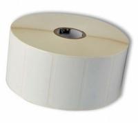 Zebra LABEL RFID 60X25MM WHITE PP