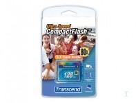 Transcend 128MB CF CARD (80X TYPE I )