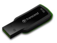 Transcend JetFlash 360 16GB black/green