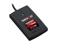 RF IDEAS pcProx Plus Enroll Black 5v Pin9 RS232 Reader