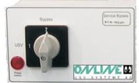 Online USV Systeme Externer Bypass BIS 2KVA