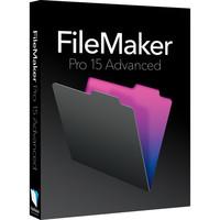 FileMaker UPG Filemaker PRO 15 Advanced