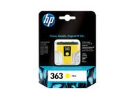 Hewlett Packard INK CARTRIDGE NO 363 YELLOW