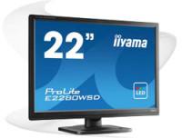 Iiyama E2280WSD-B1 56CM22IN LED