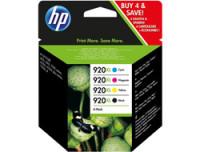 Hewlett Packard C2N92AE HP Ink Cartridge 920XL