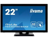 Iiyama T2236MSC-B2AG 55CM 21.5IN AMVA