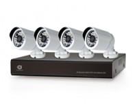 Conceptronic CCTV SURVEILLANCE KIT 8 CHANNE