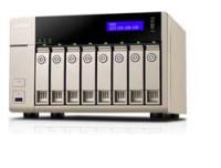 QNAP TVS-863-4G 8BAY 2.4GHZ QC
