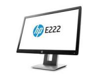 Hewlett Packard E222 21.5IN IPS ANA/DP/HDMI