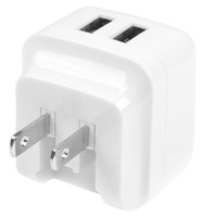 StarTech.com 2X USB WALL CHARGER 17W / 3.4A