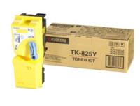 Kyocera TK-825Y Toner Kit gelb