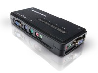 Conceptronic 4-PORT VGA KVM SWITCH