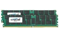 Crucial 64GB KIT(32GBX2) DDR4 2400 MT