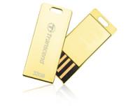 Transcend JetFlash T3G 32GB Gold