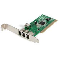 StarTech.com PCI FIREWIRE ADAPTER CARD