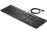 Hewlett Packard HP USB BUSINESS SLIM KEYBOARD