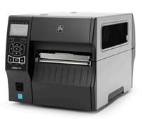 Zebra ZT420, 12 Punkte/mm (300dpi), Peeler, Rewinder, RTC, Display, EP