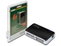 Digitus All-in-one Kartenleser,USB 2.0