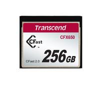 Transcend 256GB CFX650 MEMORY CARD