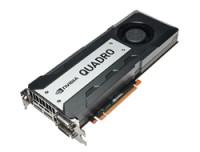 Hewlett Packard NVIDIA QUADRO K6000 PCIE GRAPH
