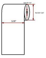 Datamax-Oneil PREMIUM 3.15 X 125