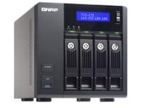 QNAP TVS-471-I3-4G 4BAY 3.5 GHZ DC