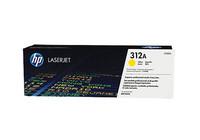 Hewlett Packard CF382A Tonerkassette 312A Gelb