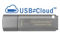 Kingston 8GB USB 3.0 DT LOCKER+ G3