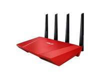Asus RT-AC87U RED AC2400 WLAN-ROUTE