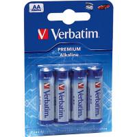 Verbatim PACK 4 PILES AA