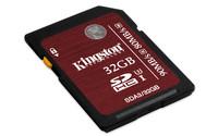 Kingston 32GB SDHC FLASH CARD