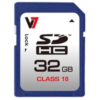 V7 SD CARD 32GB SDHC CL10