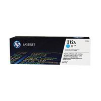 Hewlett Packard CF381A Tonerkasstte 312A Cyan