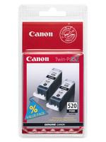 Canon PGI-520 BLK TWINPACK BLISTER