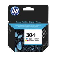 Hewlett Packard INK CARTRIDGE NO 304 TRI-COLOR