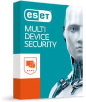 ESET Multi Device Security 3User 1Year New Security-Suite Antivirus Antispyware Antispam Firewall Cl