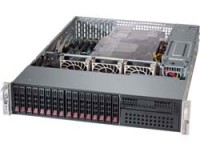 Supermicro SMC BL380V3VA 2U E5-2620 2X8GB