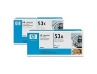 Hewlett Packard Q7553XD HP Toner Cartridge 53X