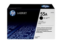 Hewlett Packard CE255A HP Toner Cartridge 55A