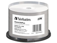 Verbatim DVD-R 16X ADVANCED AZO 4.7GB16