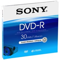 Sony DVD-RECORDABLE 1.4GB