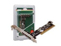 Digitus USB 2.0, PCI-Card, 3+1 Port