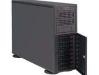 Supermicro SMC BL350V3V TWR E5-2620 2X8GB